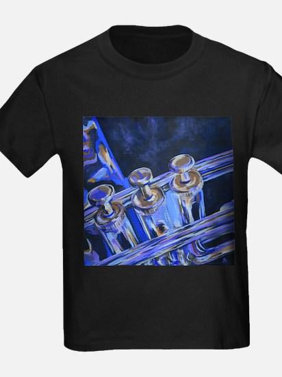 Trumpet Impression Ar T-Shirt