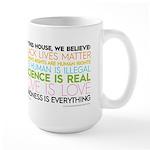 #kindnessiseverything Large Mug Mugs