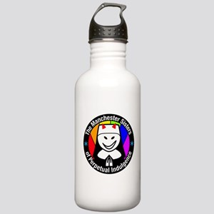 The Manchester Sisters logo Sports Water Bottle