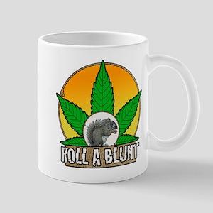 Roll a blunt Mug