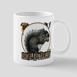 Roll a blunt squirrel Mug