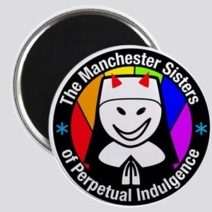 The Manchester Sisters Magnet Magnets