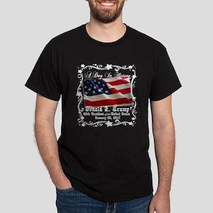 History Trump Pence 2017 Dark T-Shirt