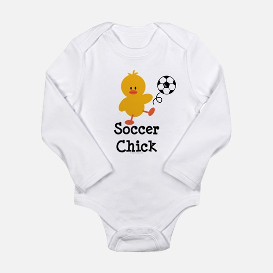 Soccer Chick Body Suit