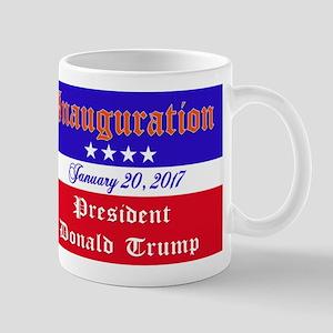 President Donald Trump 2017 Mug