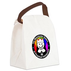 The Manchester Sisters Canvas Lunch Bag