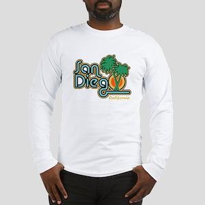 sandiegogry3 Long Sleeve T-Shirt