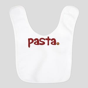 pasta Polyester Baby Bib