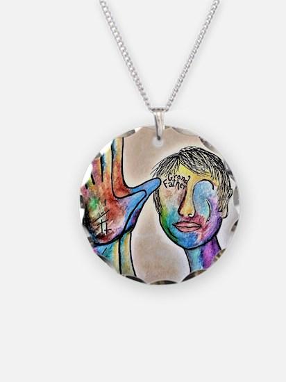 Unique Grampa Necklace