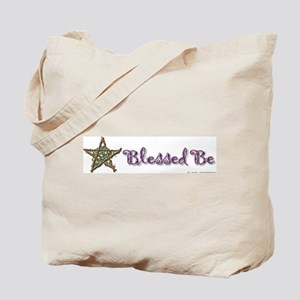 Blessed Be II Tote Bag