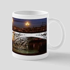 Bridge of Triana Mugs