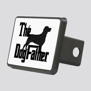 Dogfather Rectangular Hitch Cover