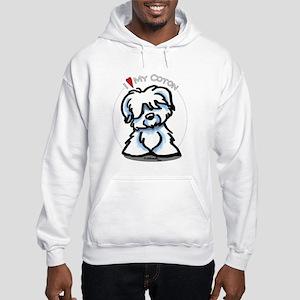 Love my Coton Sweatshirt