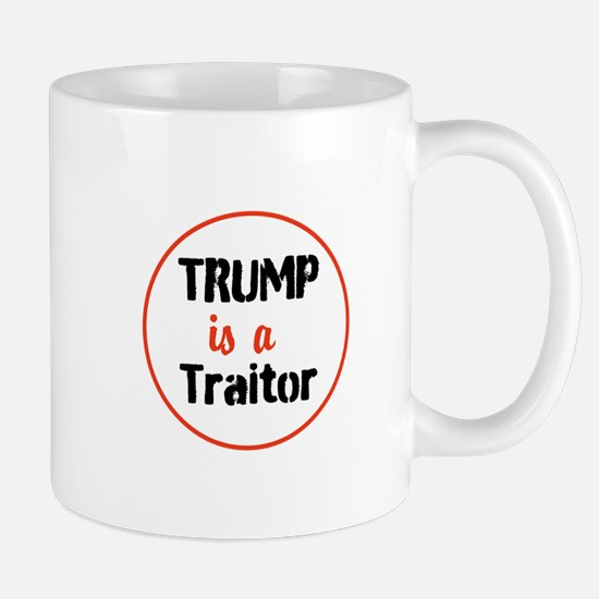 Trump is a traitor Mugs