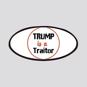 Trump is a traitor Patch