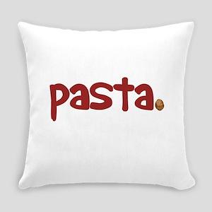 pasta Everyday Pillow