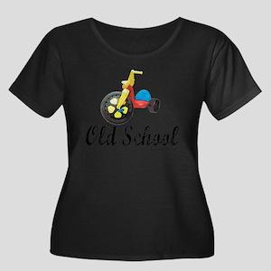 Old School Plus Size T-Shirt