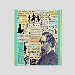 Dickens Throw Blanket