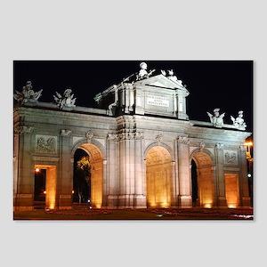 Puerta de Alcala Postcards (Package of 8)