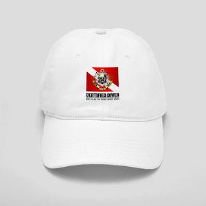 Certified Diver (BDT) Baseball Cap