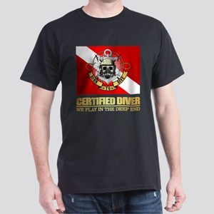 Certified Diver (BDT) T-Shirt