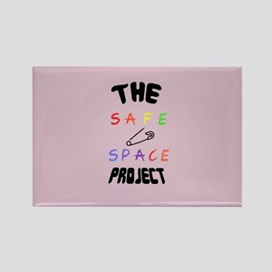 The Safe Space Project Magnets