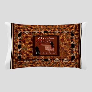 Cherokee People Pillow Case