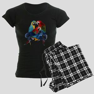 Macaws Women's Dark Pajamas
