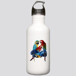 Macaws Stainless Water Bottle 1.0L