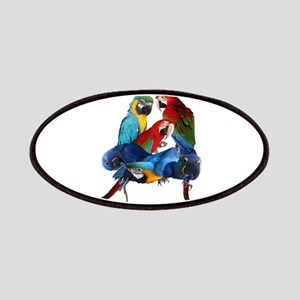 Macaws Patch