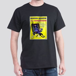 Vintage poster - The Cameraman T-Shirt