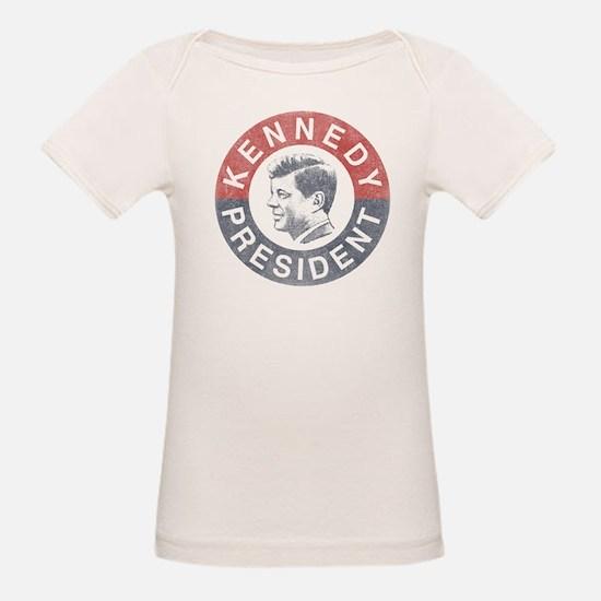 kennedypresident1960-nobg copy T-Shirt
