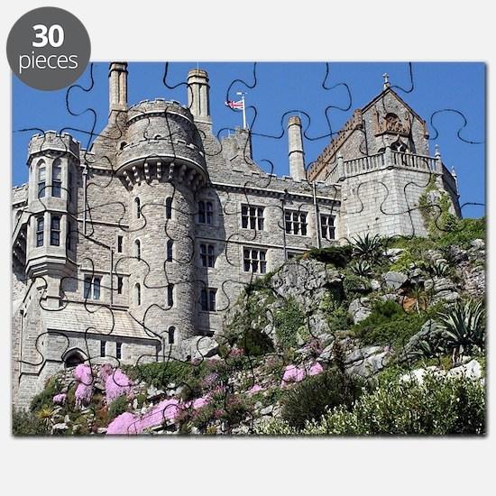 St Michael's Mount Castle, England, United Puzzle
