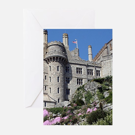 St Michael's Mount Castle, England, Greeting Cards