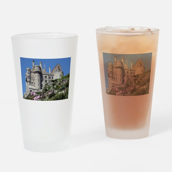 St Michael's Mount Castle, England, Drinking Glass