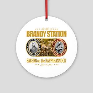 Brandy Station (FH2) Round Ornament