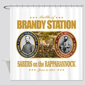 Brandy Station (FH2) Shower Curtain