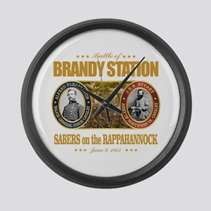 Brandy Station (FH2) Large Wall Clock