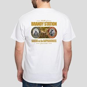 Brandy Station (fh2) White T-Shirt