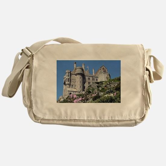 St Michael's Mount Castle, England, Messenger Bag