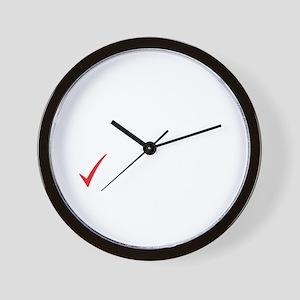 Single - Taken - Rower - It's Complicat Wall Clock
