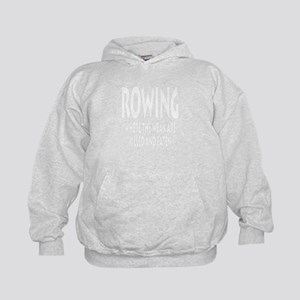 Rowing Where The Weak Are Killed And Ea Sweatshirt