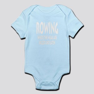 Rowing Where The Weak Are Killed And Eat Body Suit