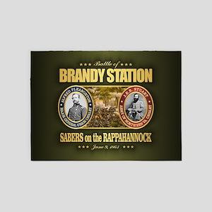 Brandy Station 5'x7'Area Rug