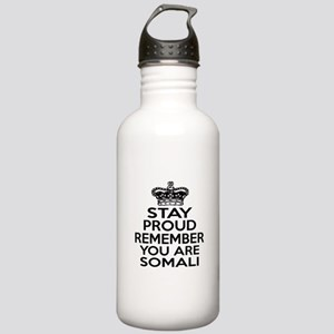 Stay Proud Remember Yo Stainless Water Bottle 1.0L