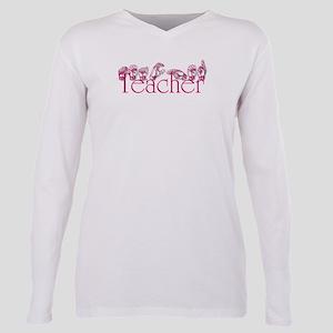 Teacher-pnk T-Shirt