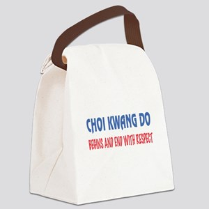 Choi Kwang-Do Begins and end with Canvas Lunch Bag