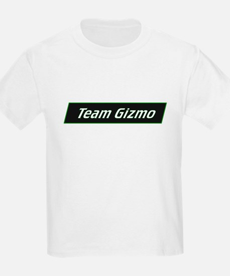 Team Gizmo Logo T-Shirt