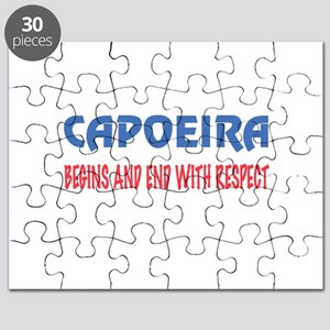 Capoeira Begins and end with respect Puzzle