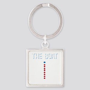 The Real Parts Of The Boat Keychains